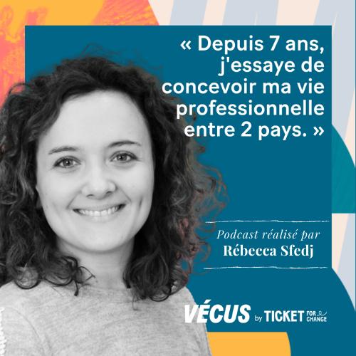 """Les Coulisses du podcast Vécus : """"Comment conjuguer une vie pro épanouissante avec des contraintes de vie perso ?"""""""