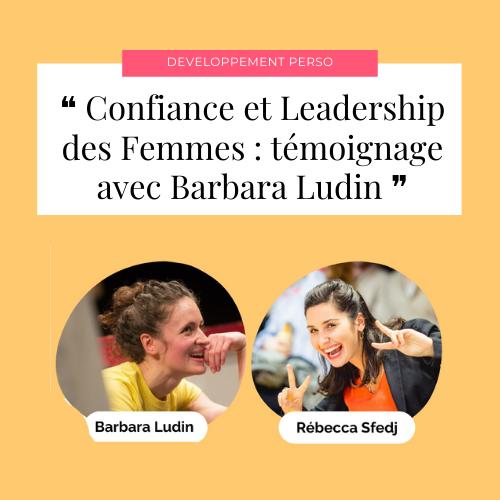 Leadership et Confiance des Femmes