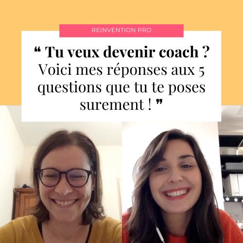 Devenir Coach ? Cinq questions à te poser !