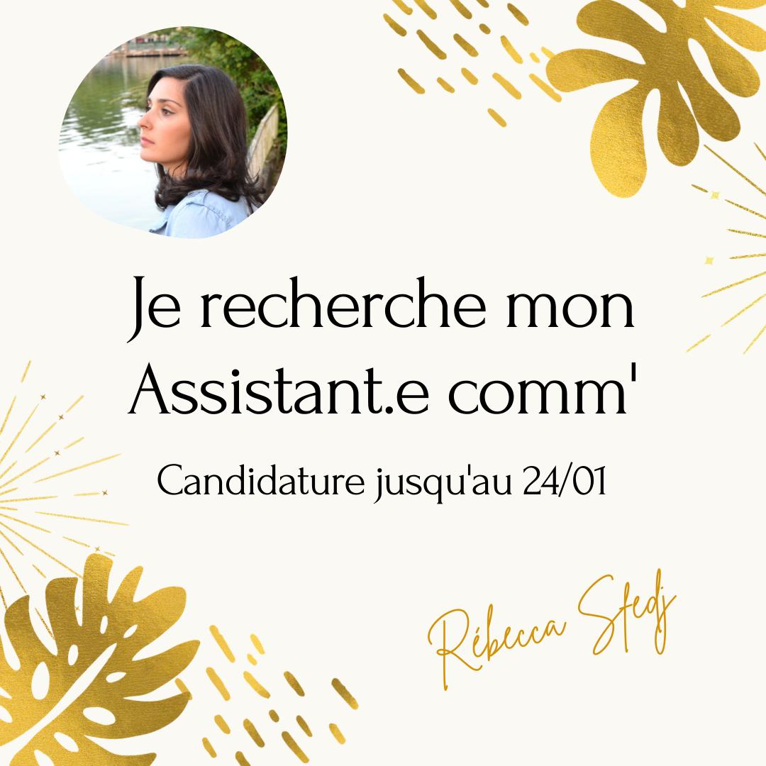 assistante comm